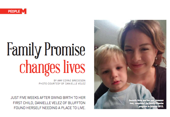 Family Promise Changes Live – Hilton Head Monthly